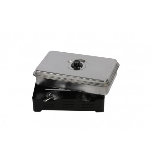 Fumoir de table inox premier prix