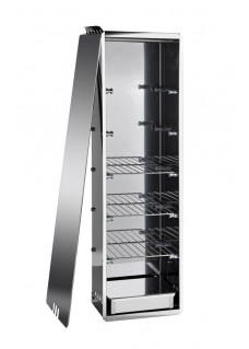 Fumoir inox long vertical ou horizontal